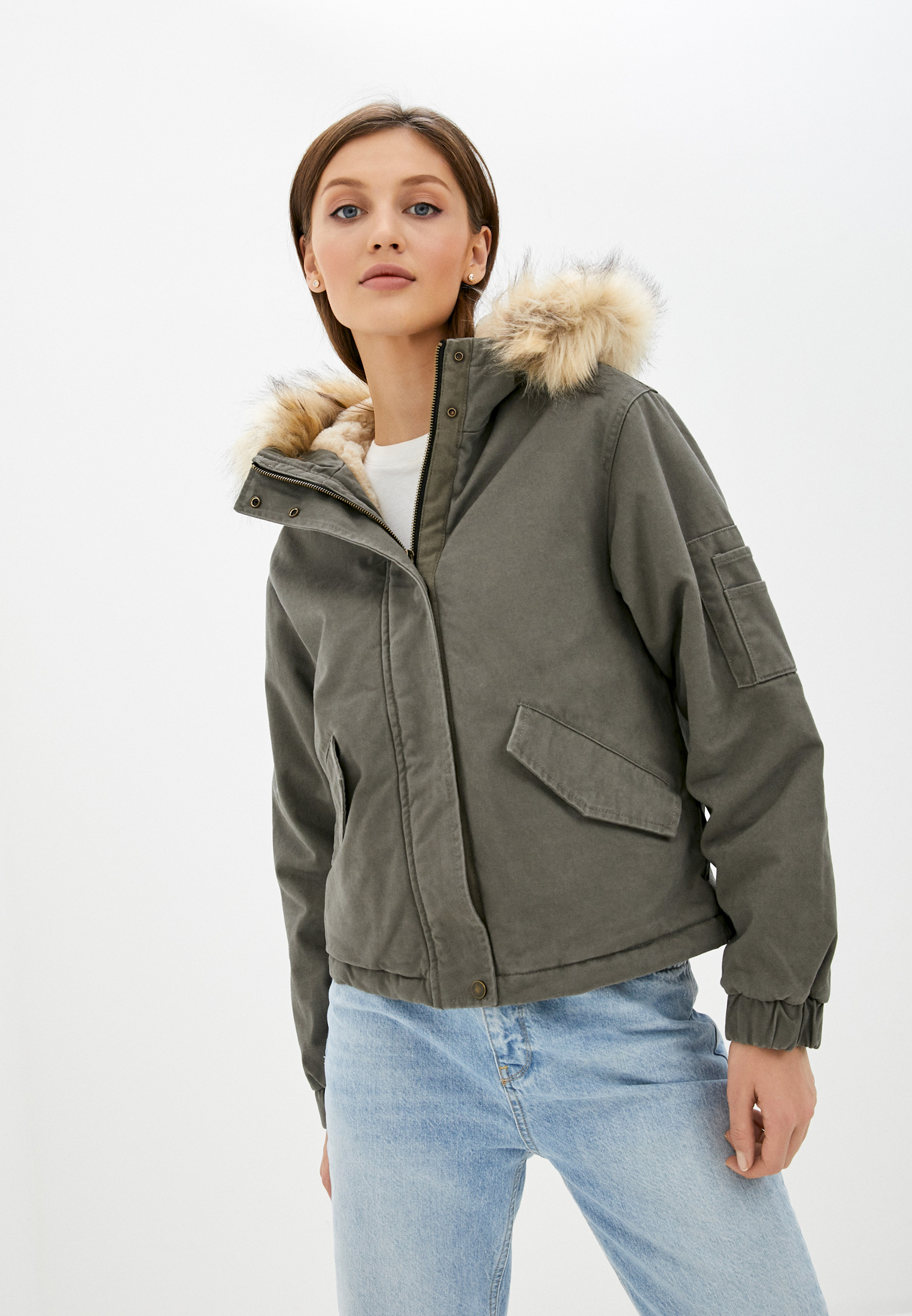 Утепленная куртка Pimkie 280263