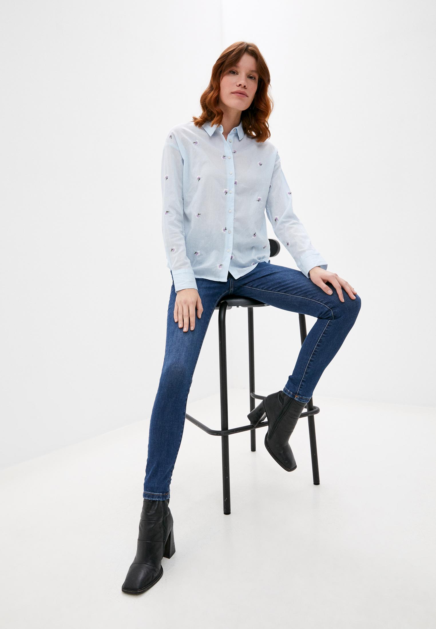 Женские рубашки с длинным рукавом Pimkie 562058: изображение 6