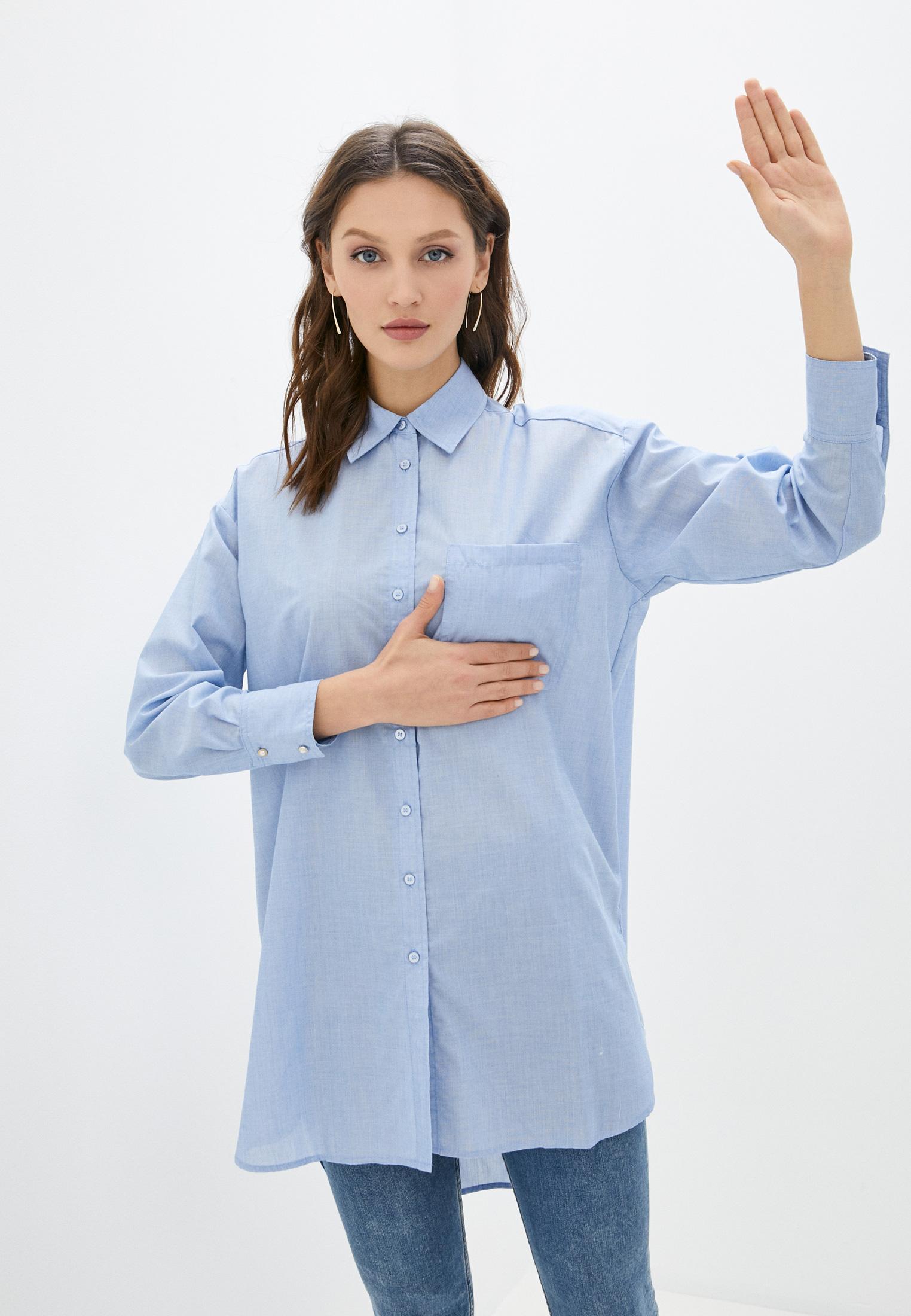 Женские рубашки с длинным рукавом Pimkie 562134