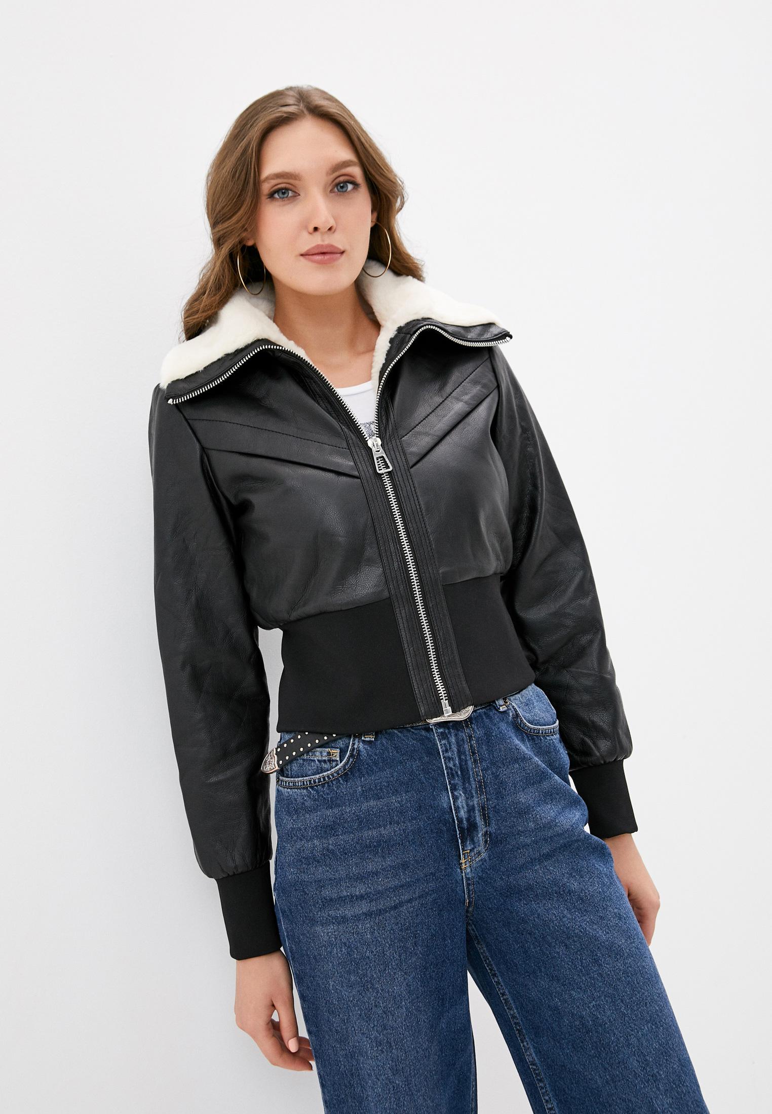 Кожаная куртка Pimkie 323461