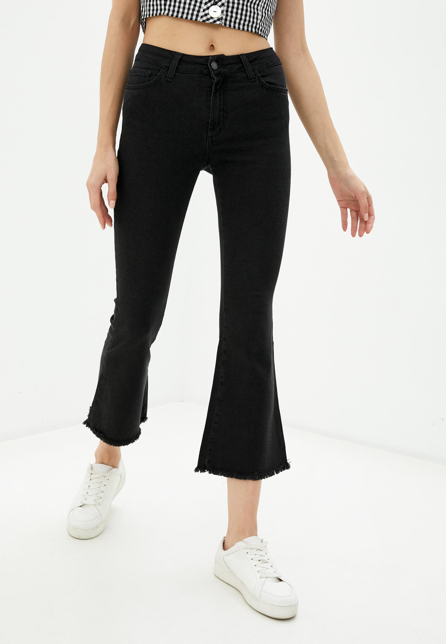 Широкие и расклешенные джинсы Pinkkarrot P200901