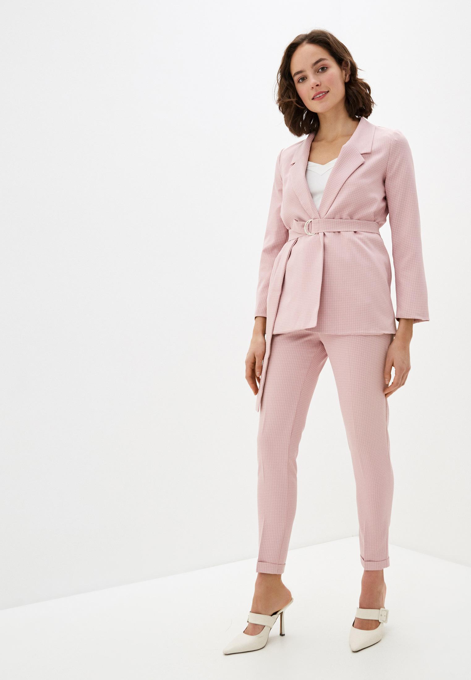 Костюм с брюками Pink Orange POSS20-KP13-2
