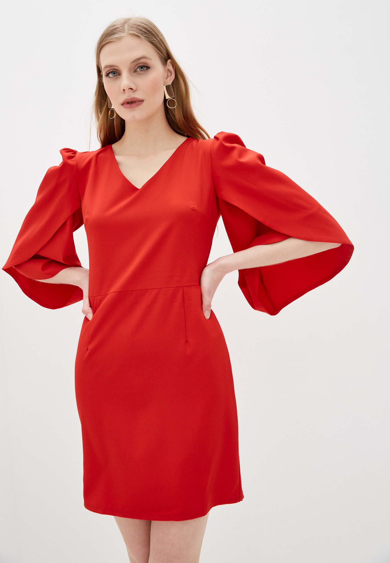 Платье Pink Orange POSS20-82-1