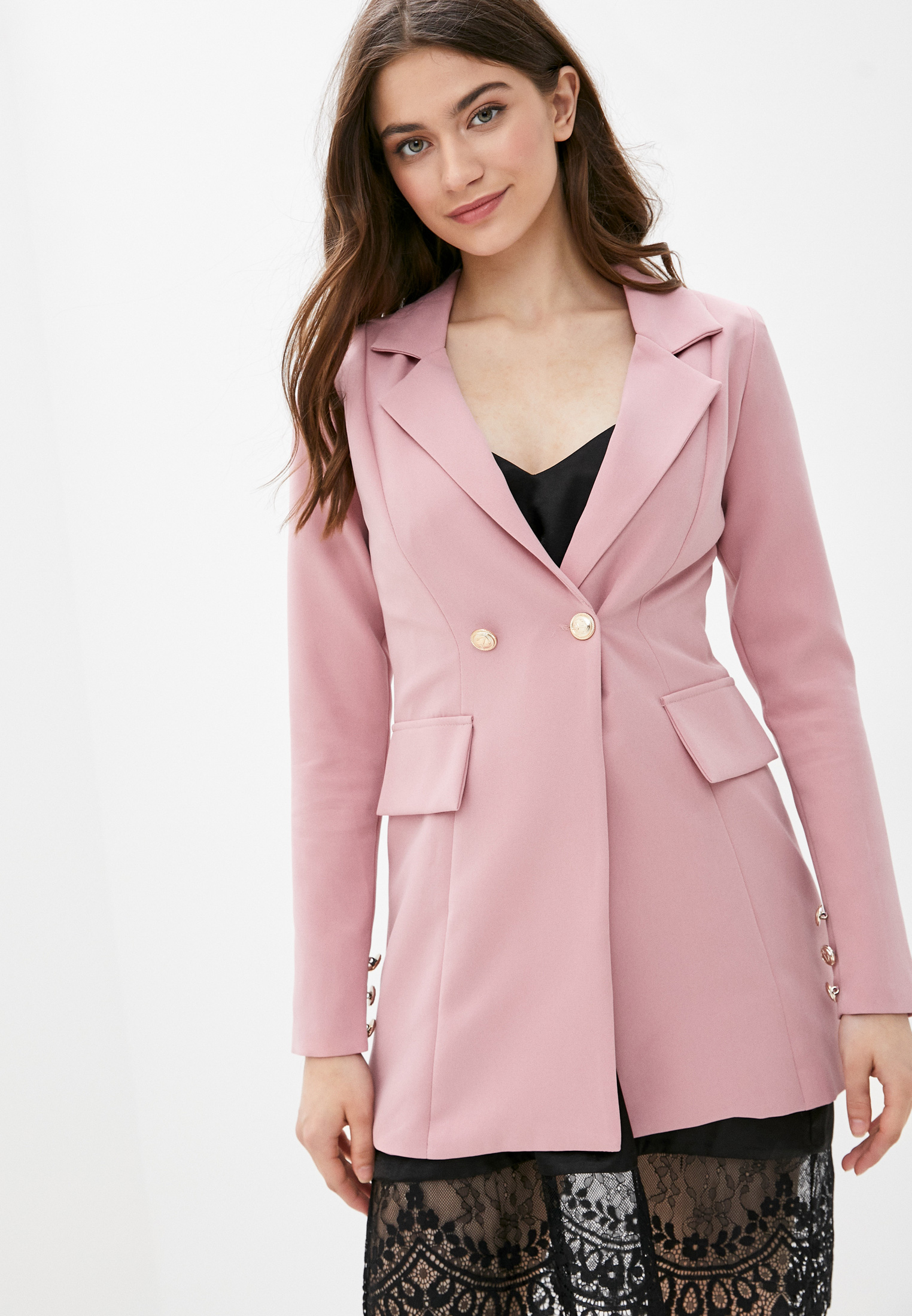 Пиджак Pink Orange PO1541-4