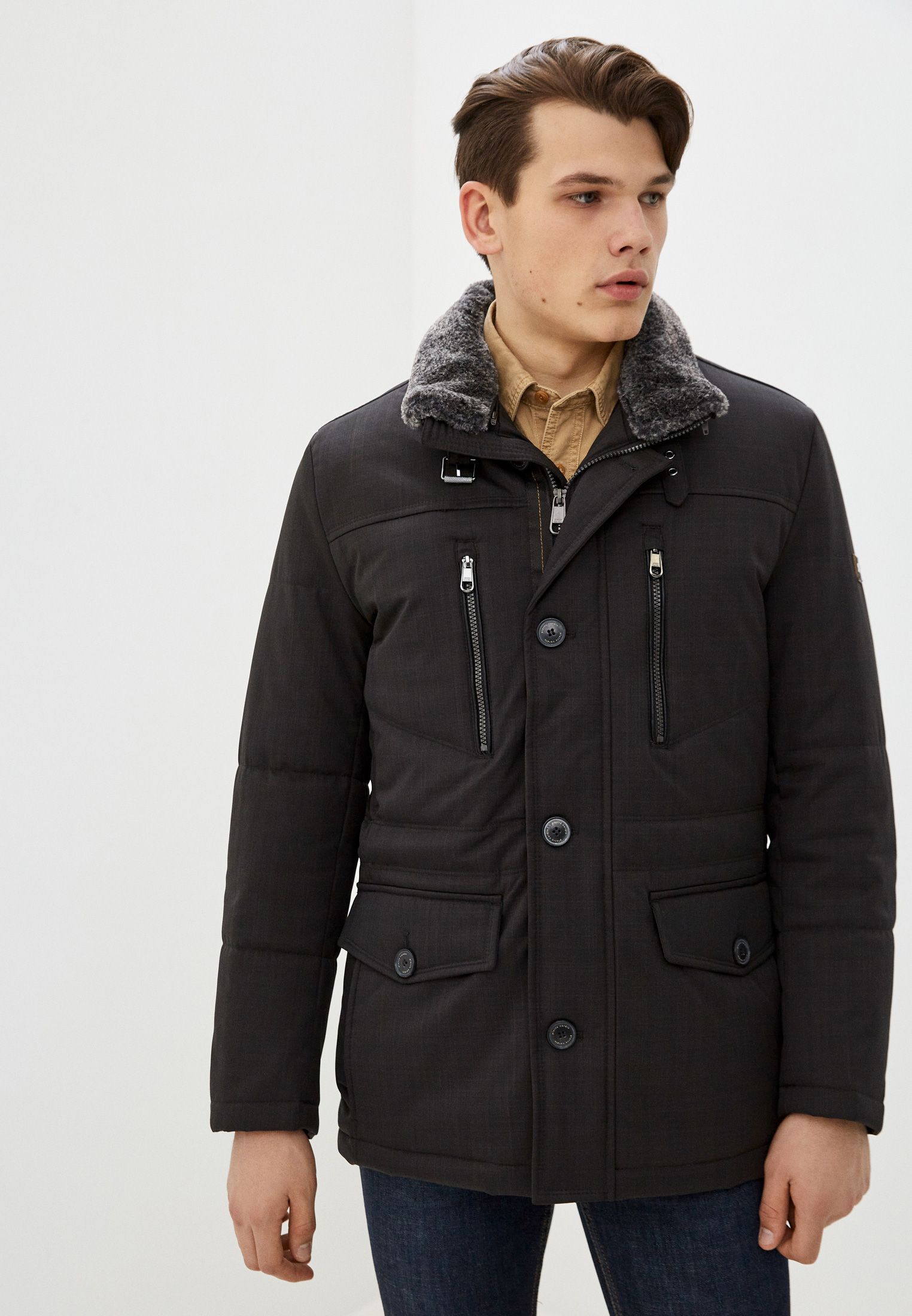 Утепленная куртка Pierre Cardin (Пьер Кардин) 71420.4517.7000
