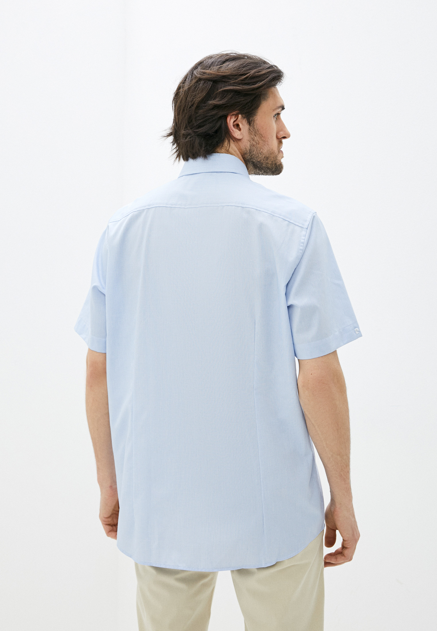 Рубашка с длинным рукавом Pierre Cardin (Пьер Кардин) 05200/000/27403/9001: изображение 3
