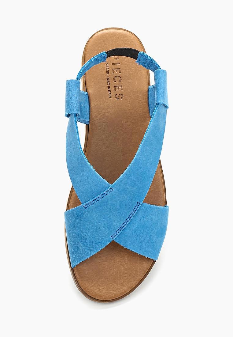 Женские сандалии Pieces 17087250: изображение 4
