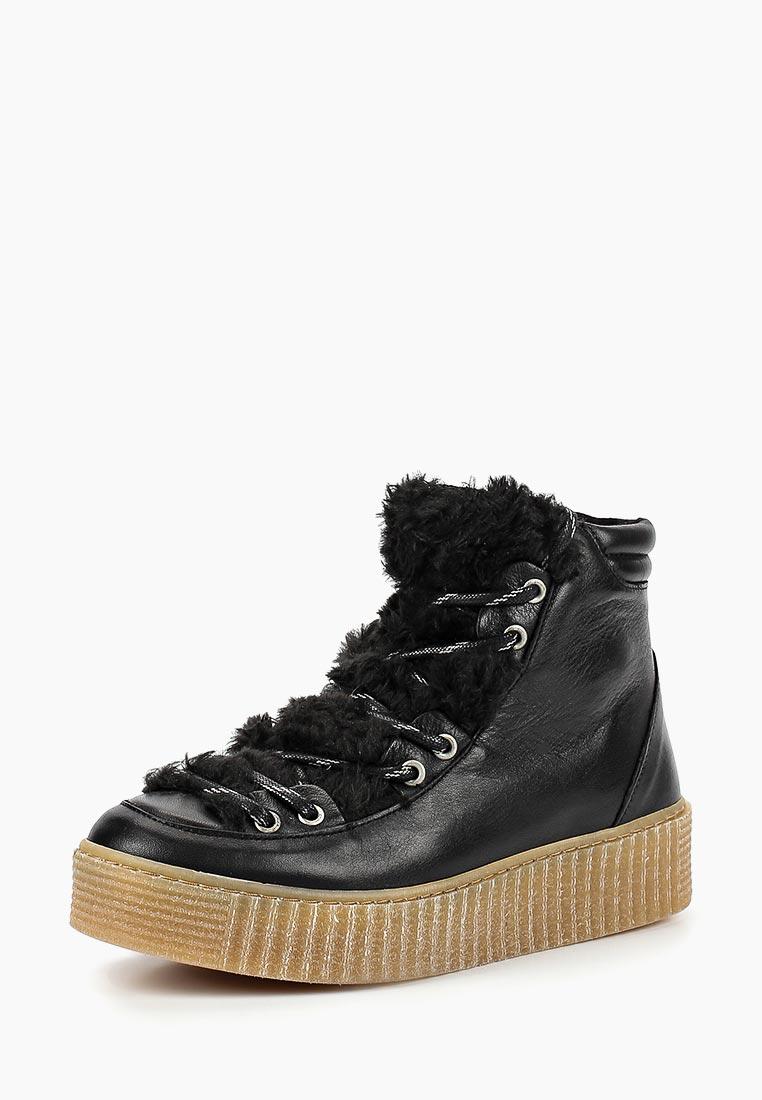 Женские ботинки Pieces 17091288