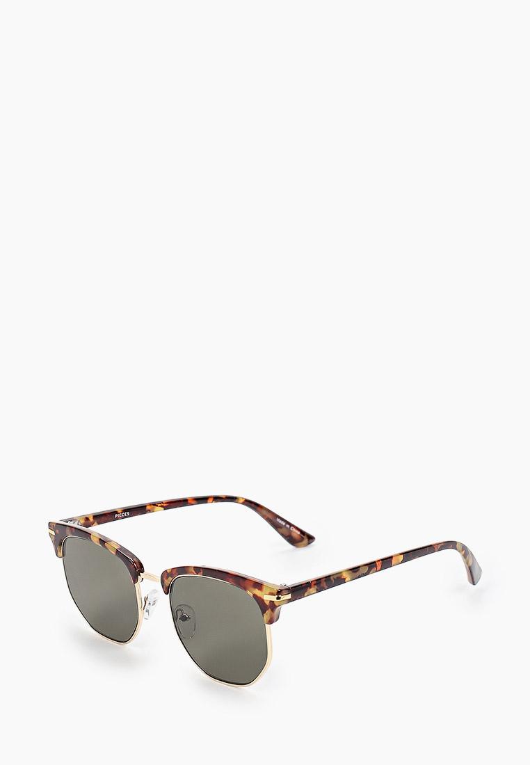 Женские солнцезащитные очки Pieces 17112586