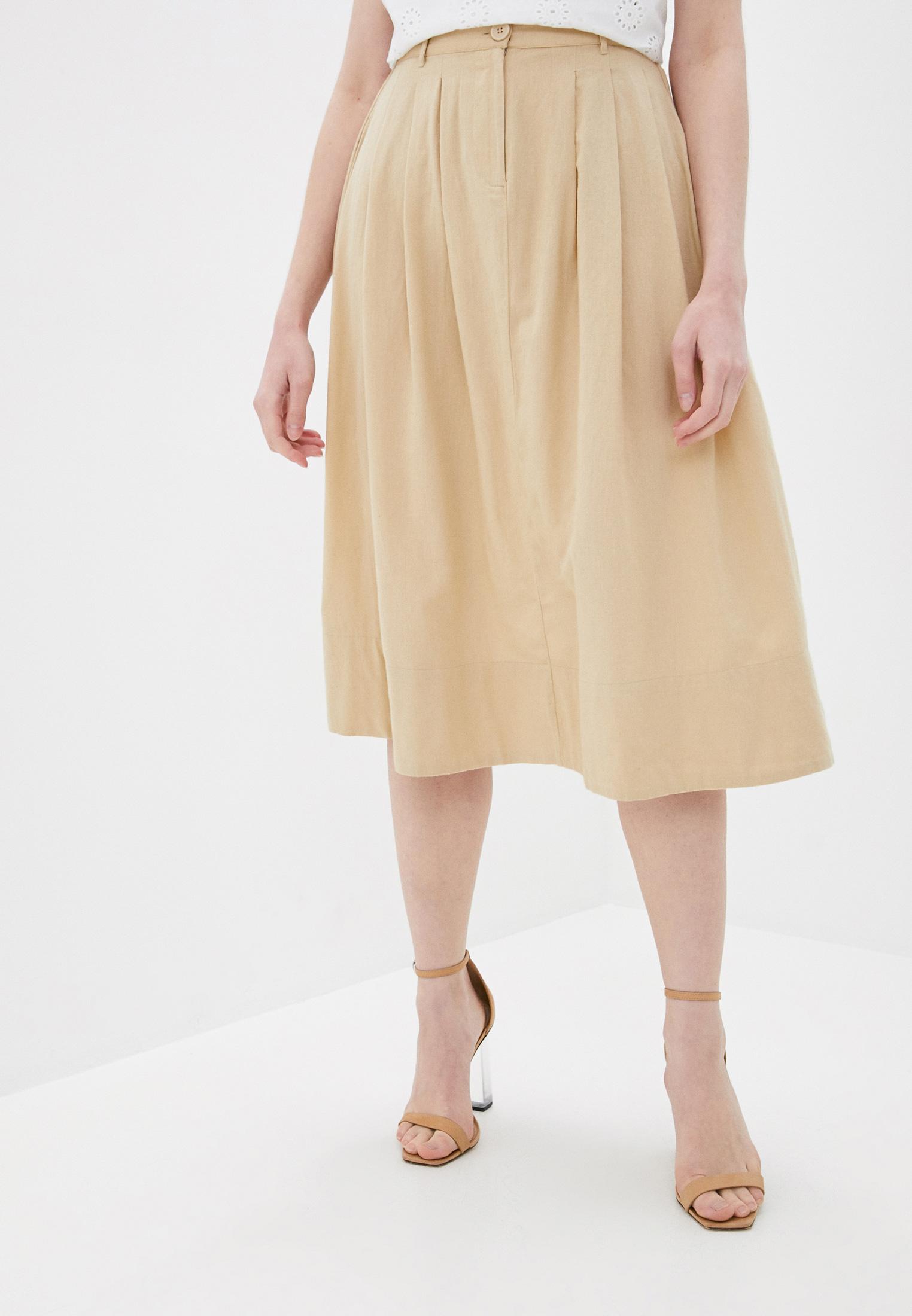 Широкая юбка Pieces 17103515