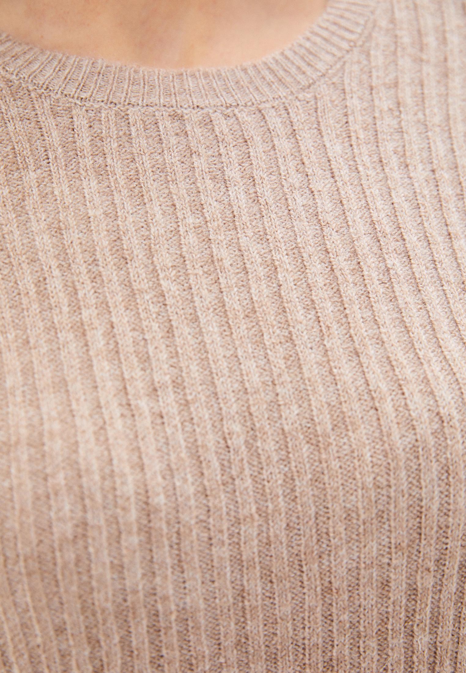 Вязаное платье Pieces 17107262: изображение 4