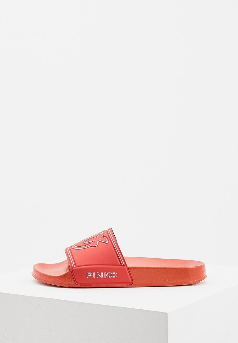 Женские сланцы Pinko (Пинко) 1h20mt-y5cp