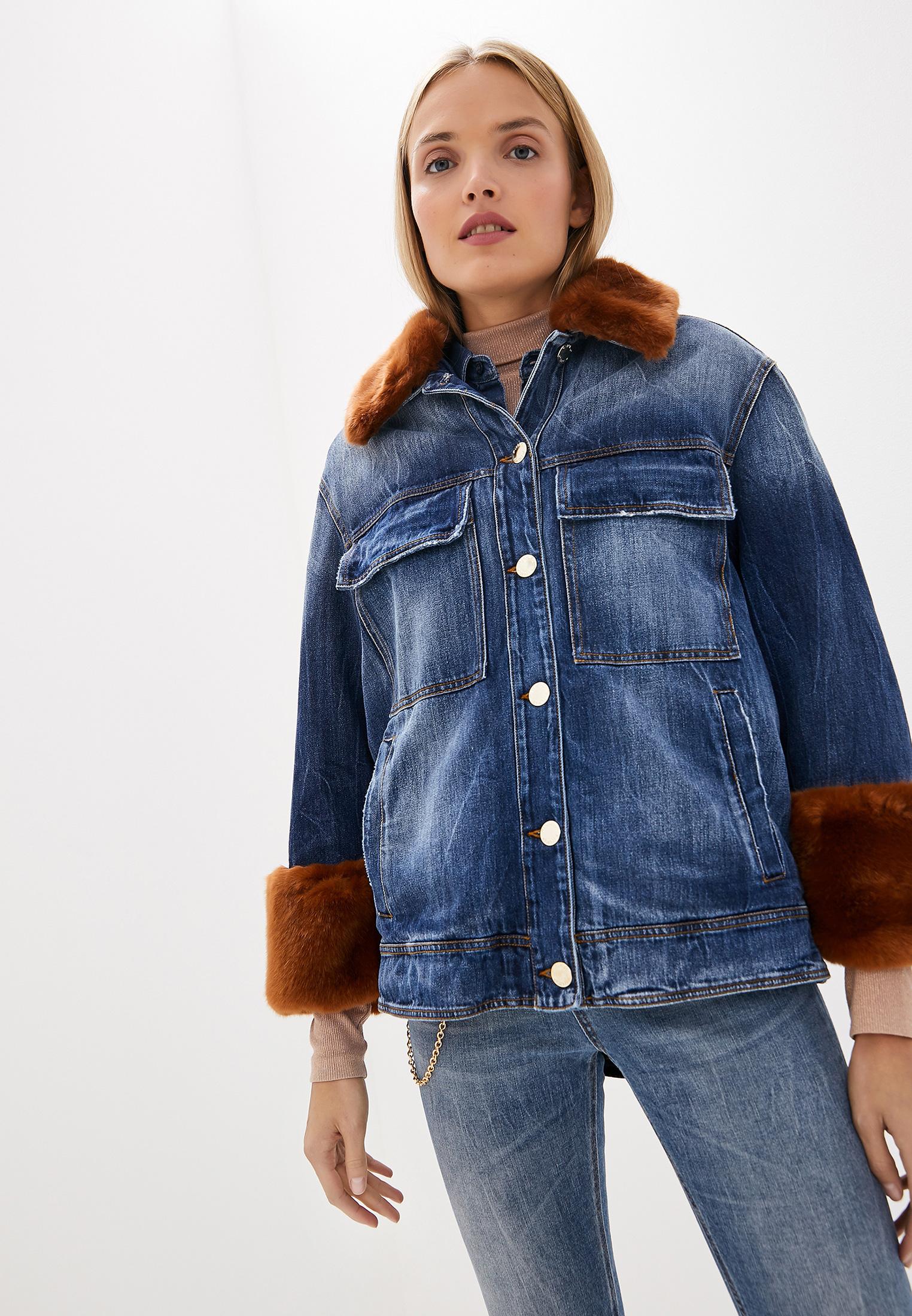 Джинсовая куртка Pinko (Пинко) 1J10AU-Y5PU