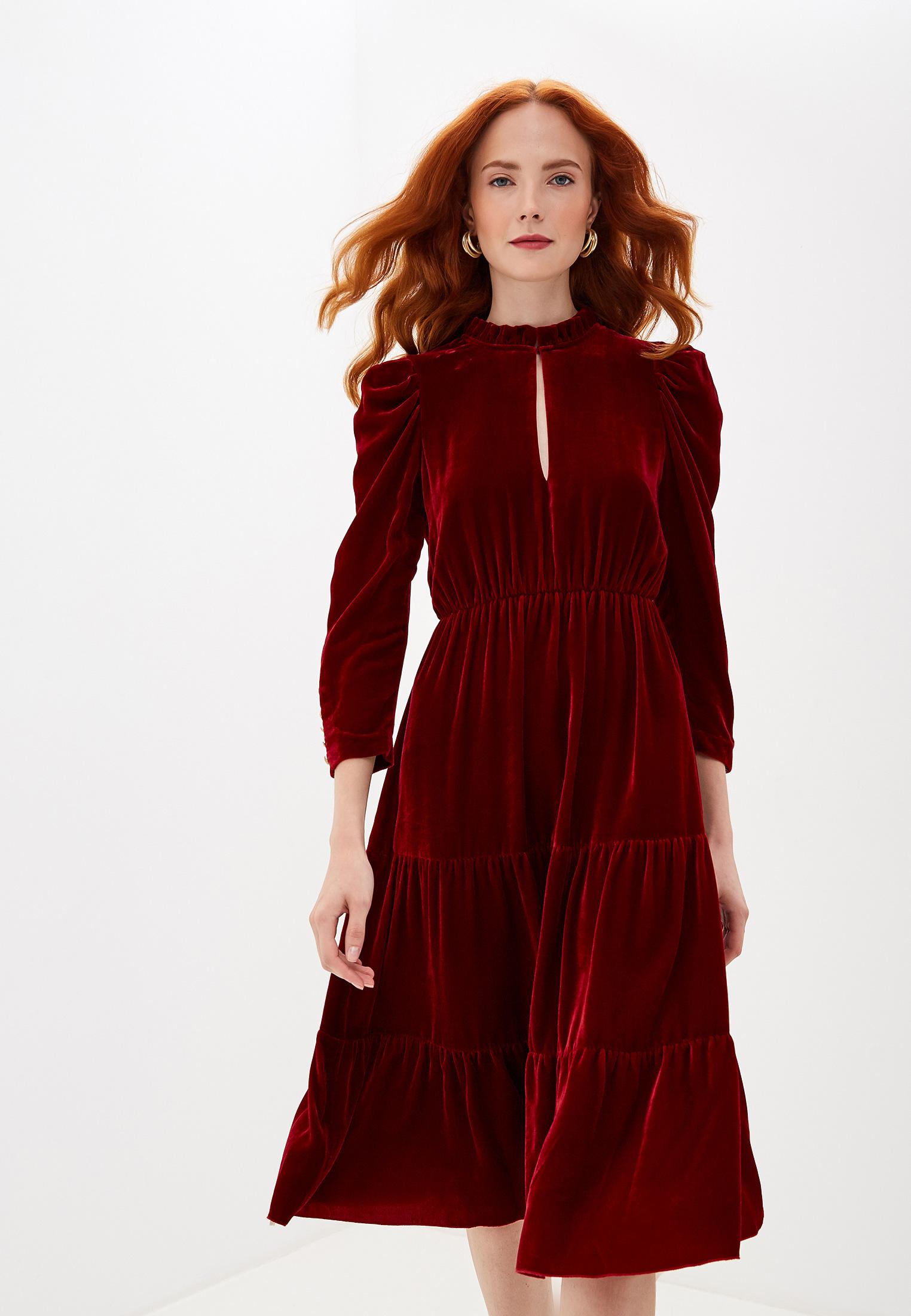 Вечернее / коктейльное платье Pinko (Пинко) 1G13GBY4Q2R52