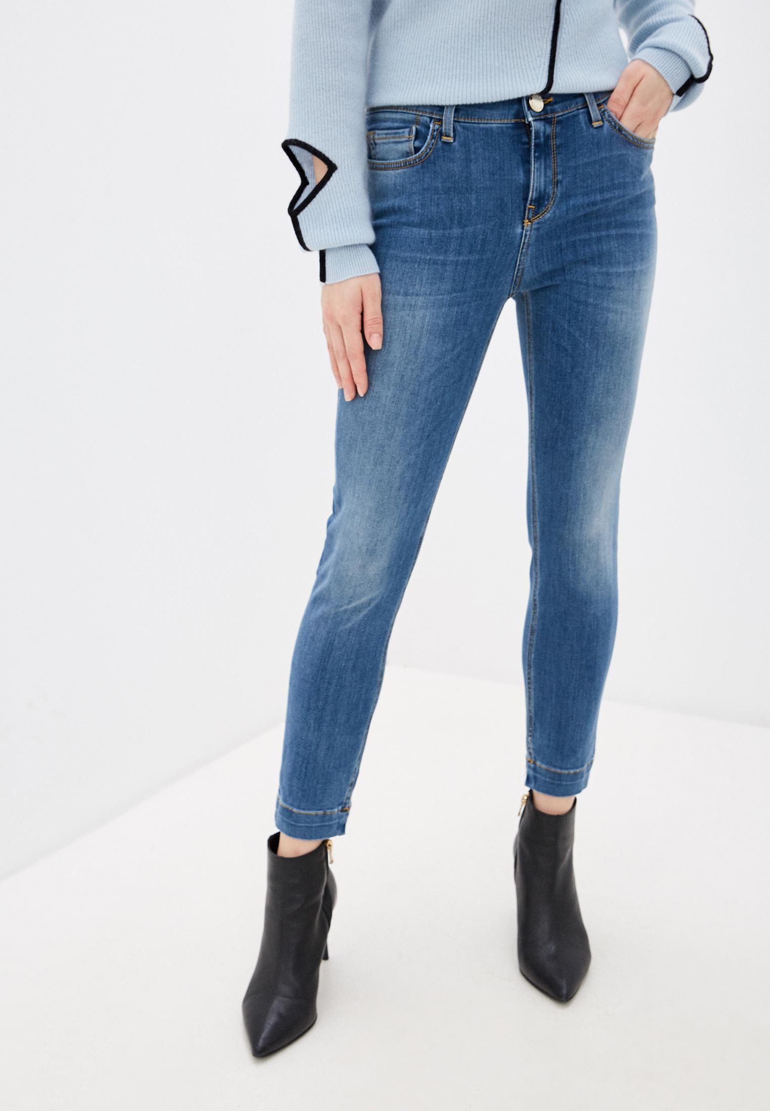 Зауженные джинсы Pinko (Пинко) 1J10C9