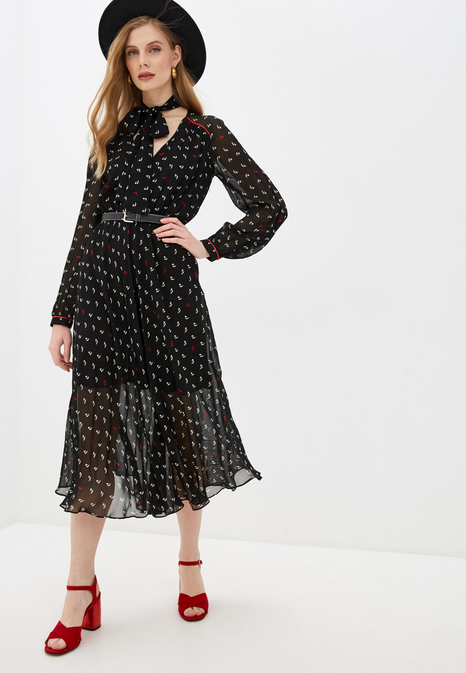 Повседневное платье Pinko (Пинко) 1G13TB7368ZF6