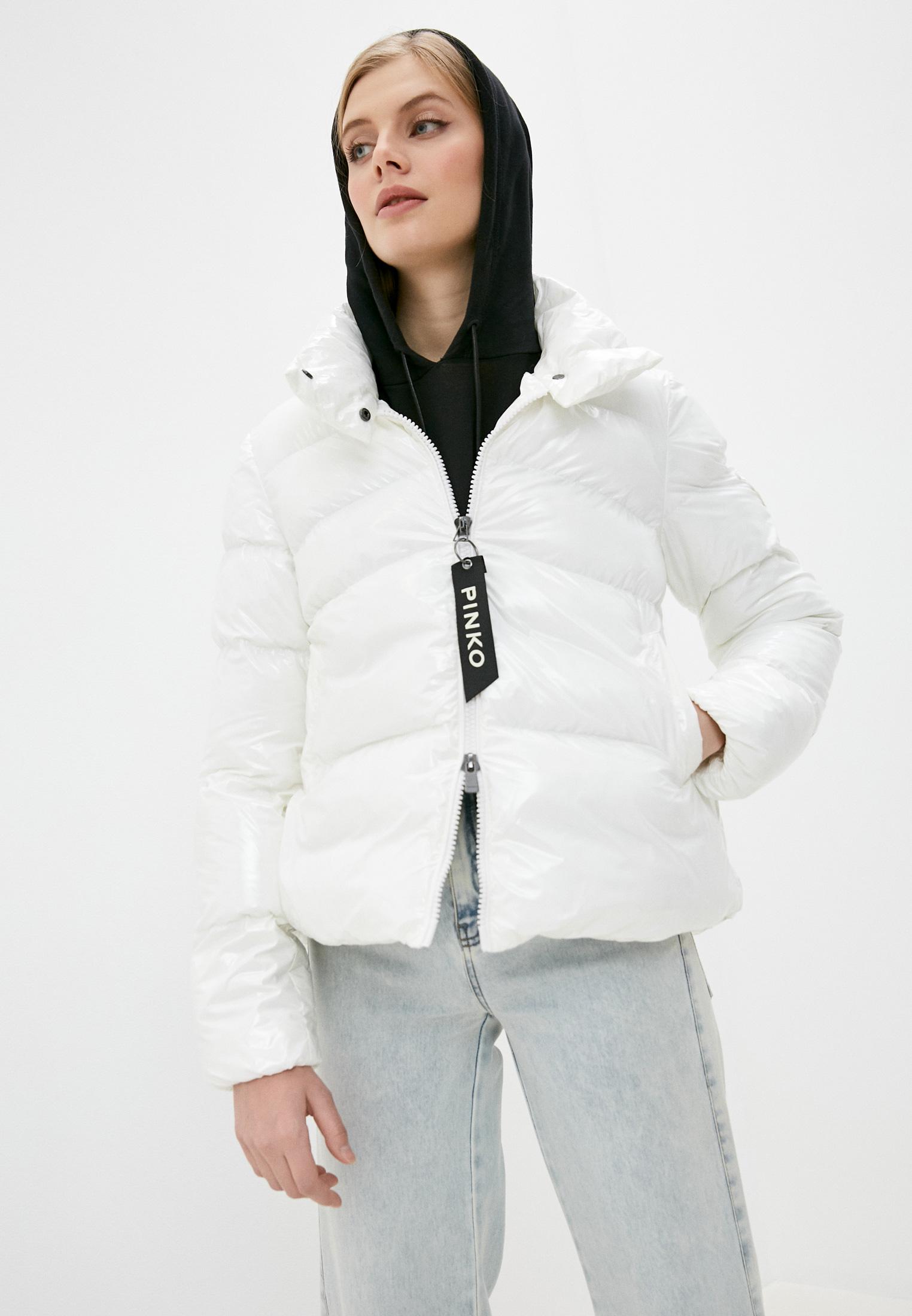 Утепленная куртка Pinko (Пинко) 1g154hy6bj
