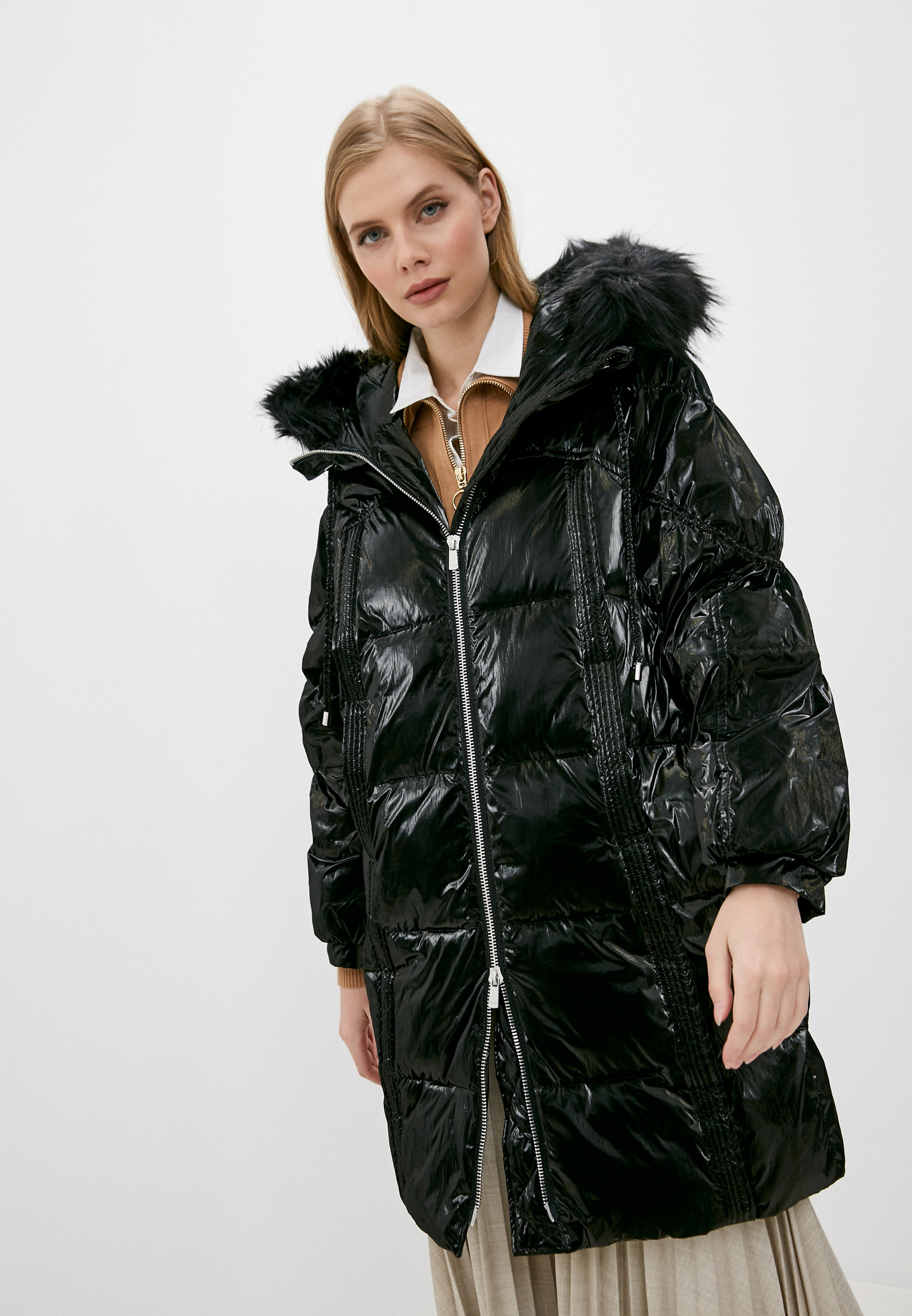 Утепленная куртка Pinko (Пинко) 1g1500y6bc