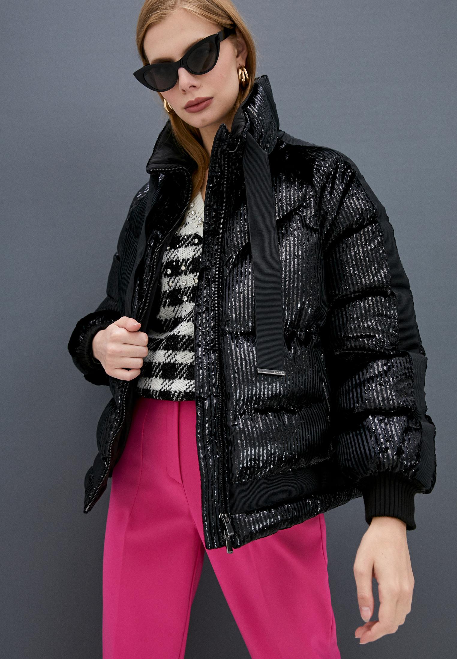Утепленная куртка Pinko (Пинко) 1g15c5y6c1: изображение 2
