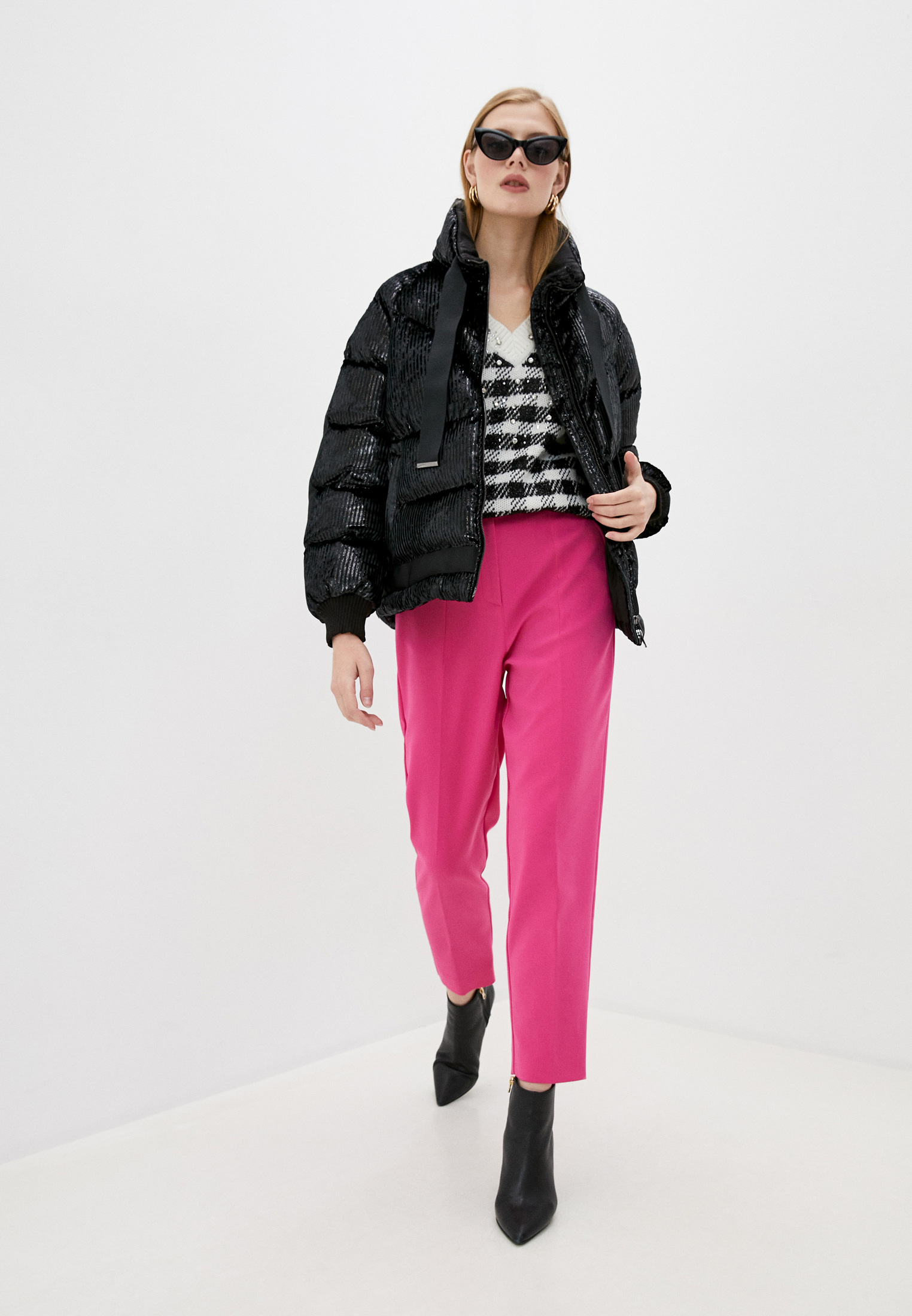 Утепленная куртка Pinko (Пинко) 1g15c5y6c1: изображение 3