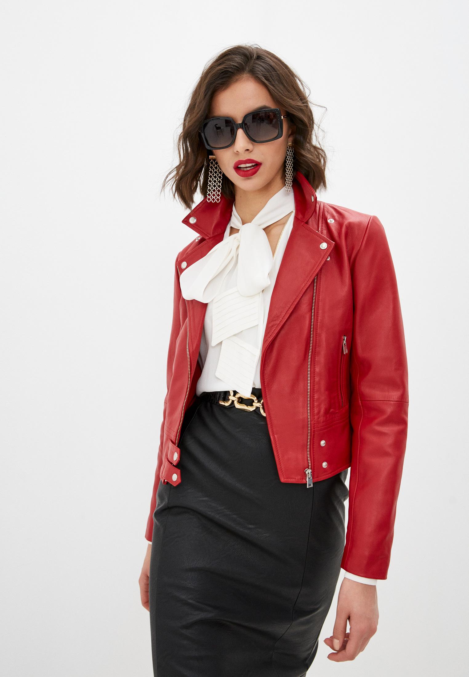 Кожаная куртка Pinko (Пинко) 1g151qy672