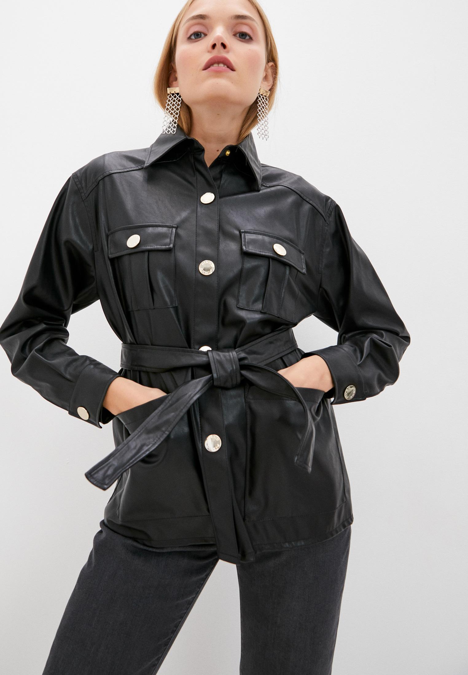 Женские рубашки с длинным рукавом Pinko (Пинко) 1G1524Y6BE