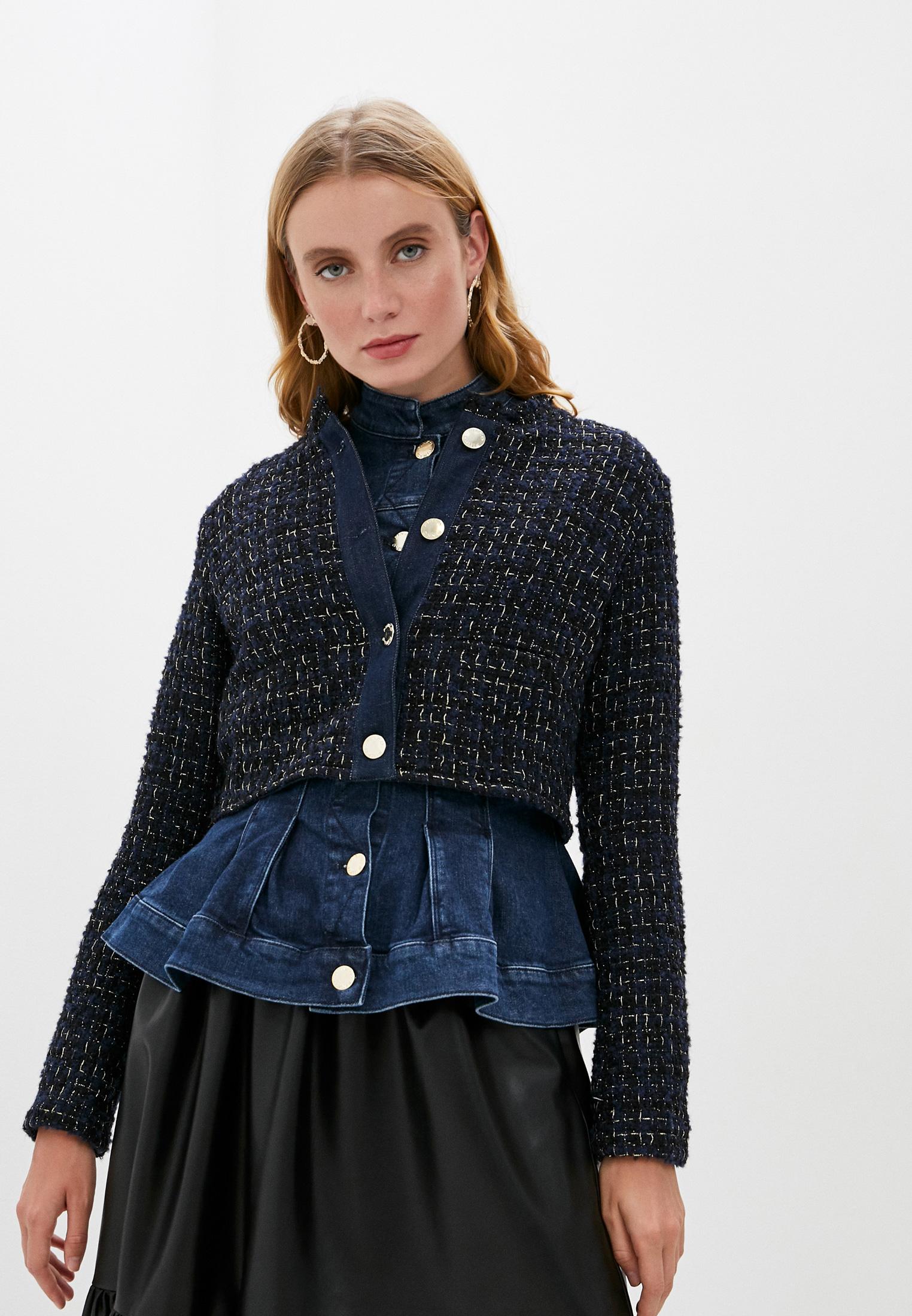 Джинсовая куртка Pinko (Пинко) 1J10HLY62Q