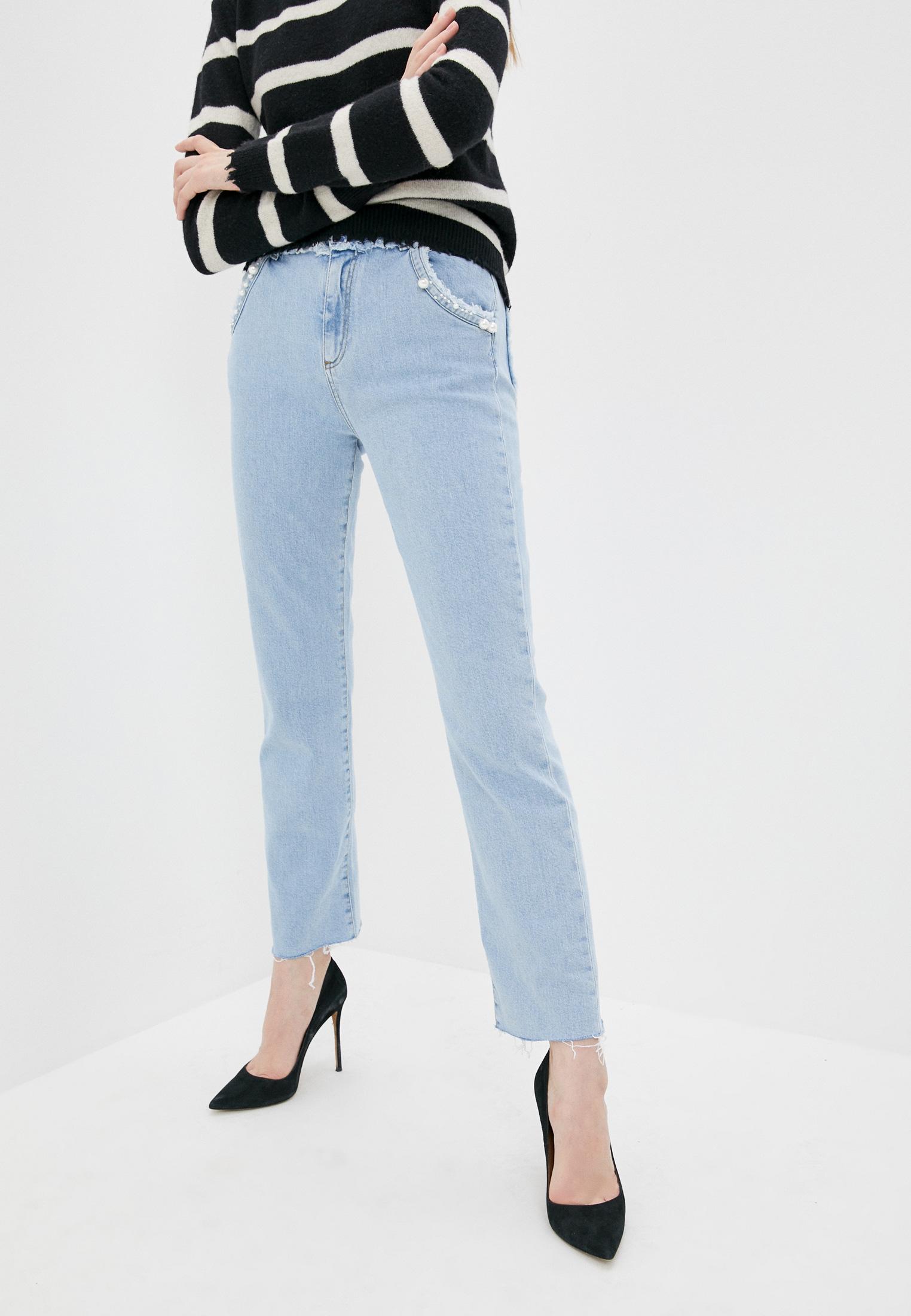 Широкие и расклешенные джинсы Pinko (Пинко) 1Q108HY6ZM