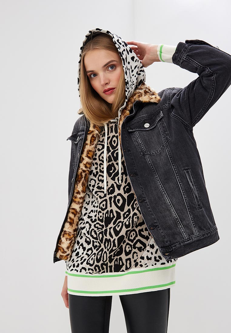 Джинсовая куртка P Jean 1X10BE-Y4X1