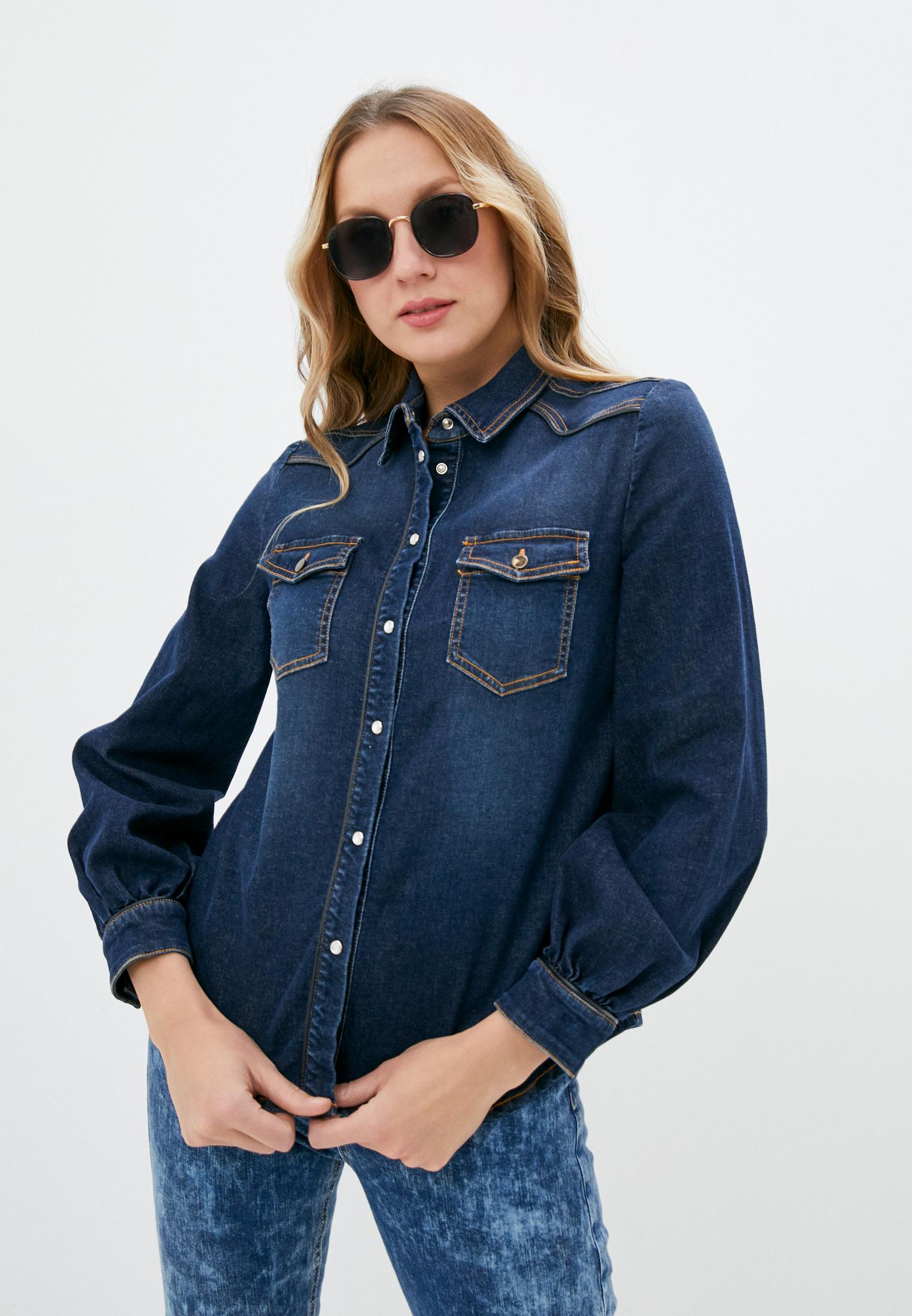Женские джинсовые рубашки Please C0GJII1NY4
