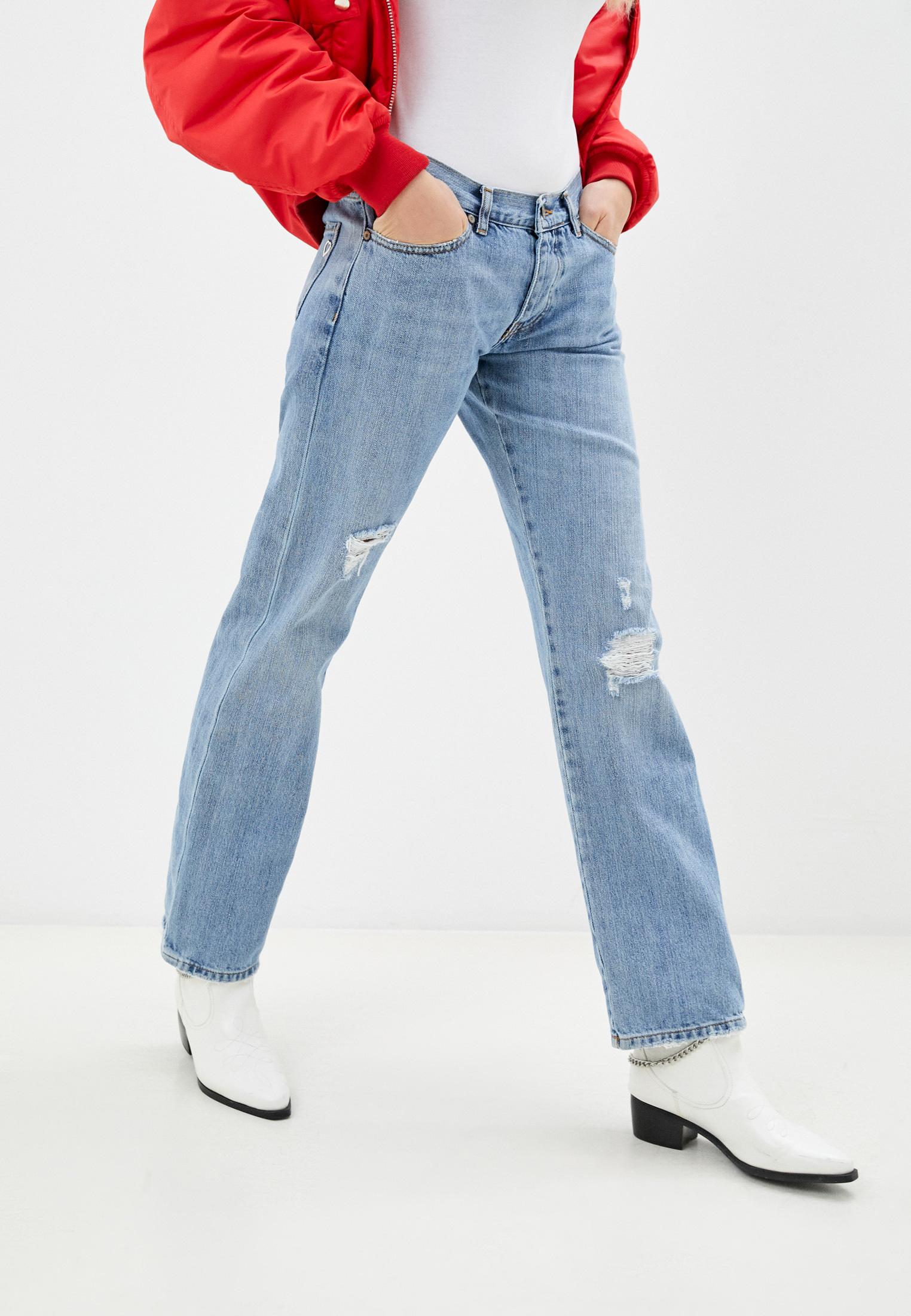 Прямые джинсы Please P372PIVD02