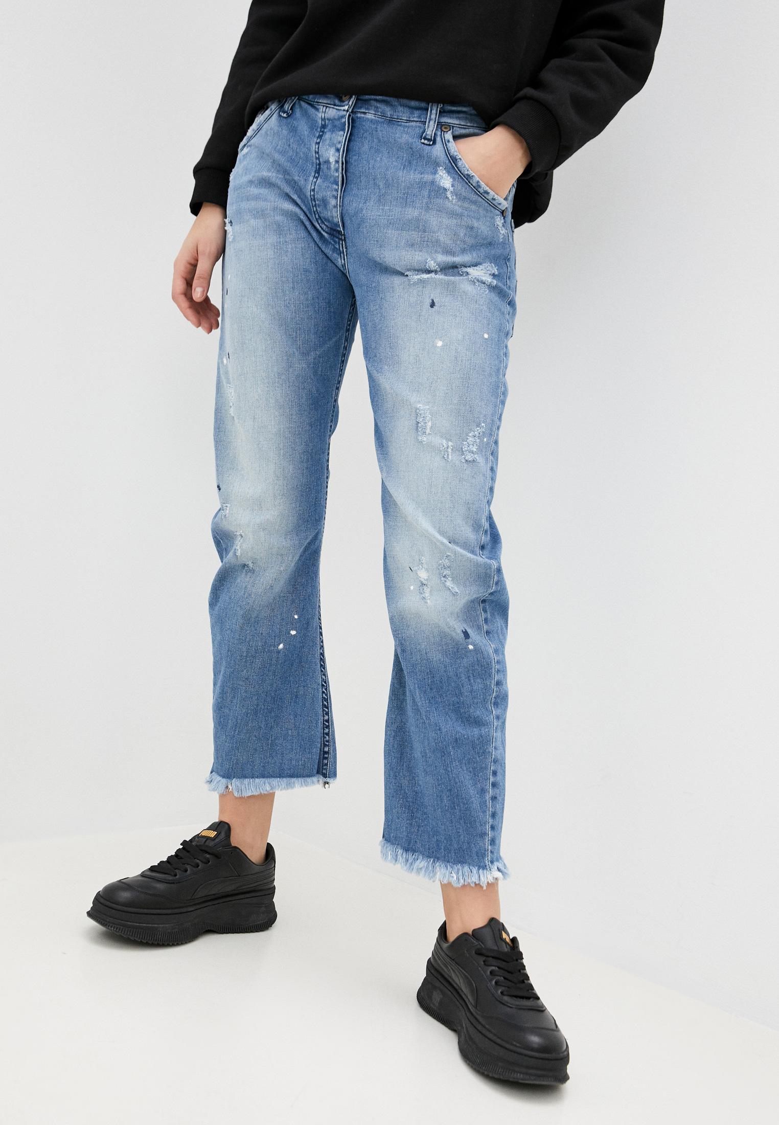 Прямые джинсы Please P58TBQ2N1G