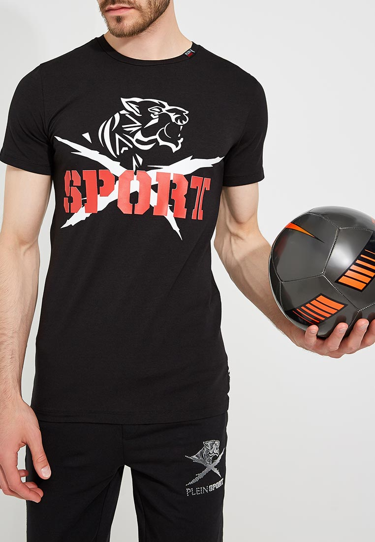 Футболка Plein Sport F18C MTK2331 SJY001N