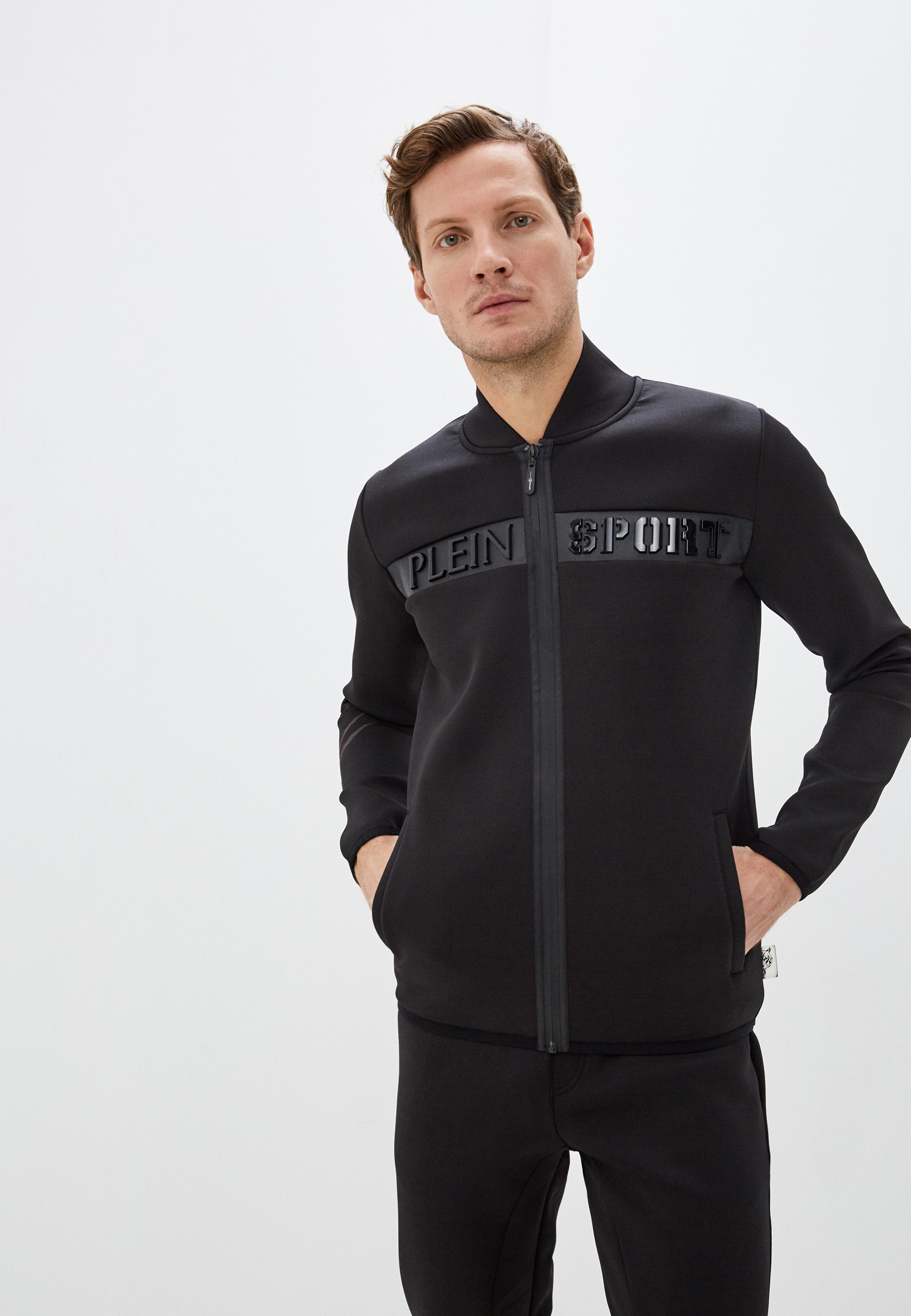 Куртка Plein Sport Беговая куртка PLEIN SPORT
