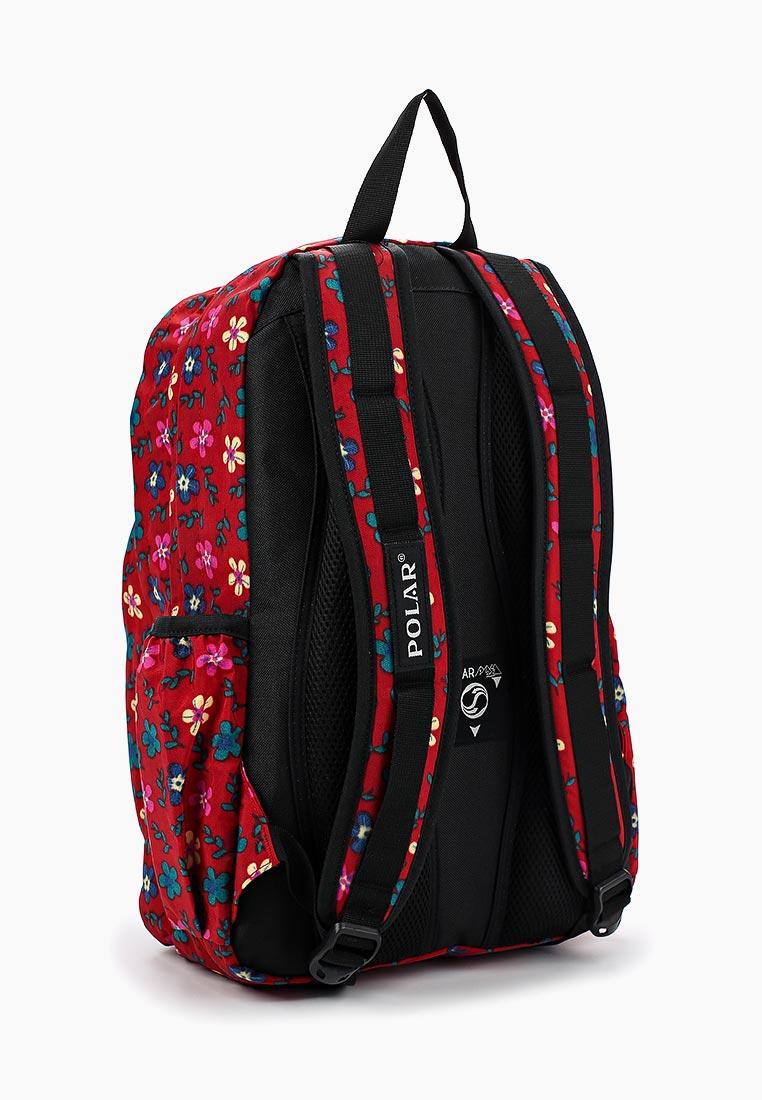 Рюкзак Polar П3901-01 красный: изображение 5