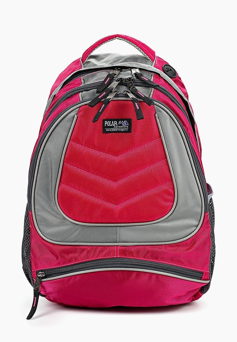 Рюкзак Polar ТК1009-29 D.Pink
