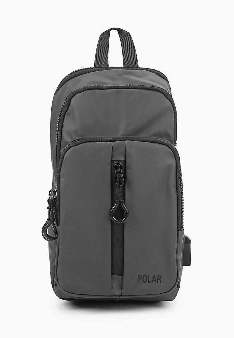 Городской рюкзак Polar 18248 D.Grey