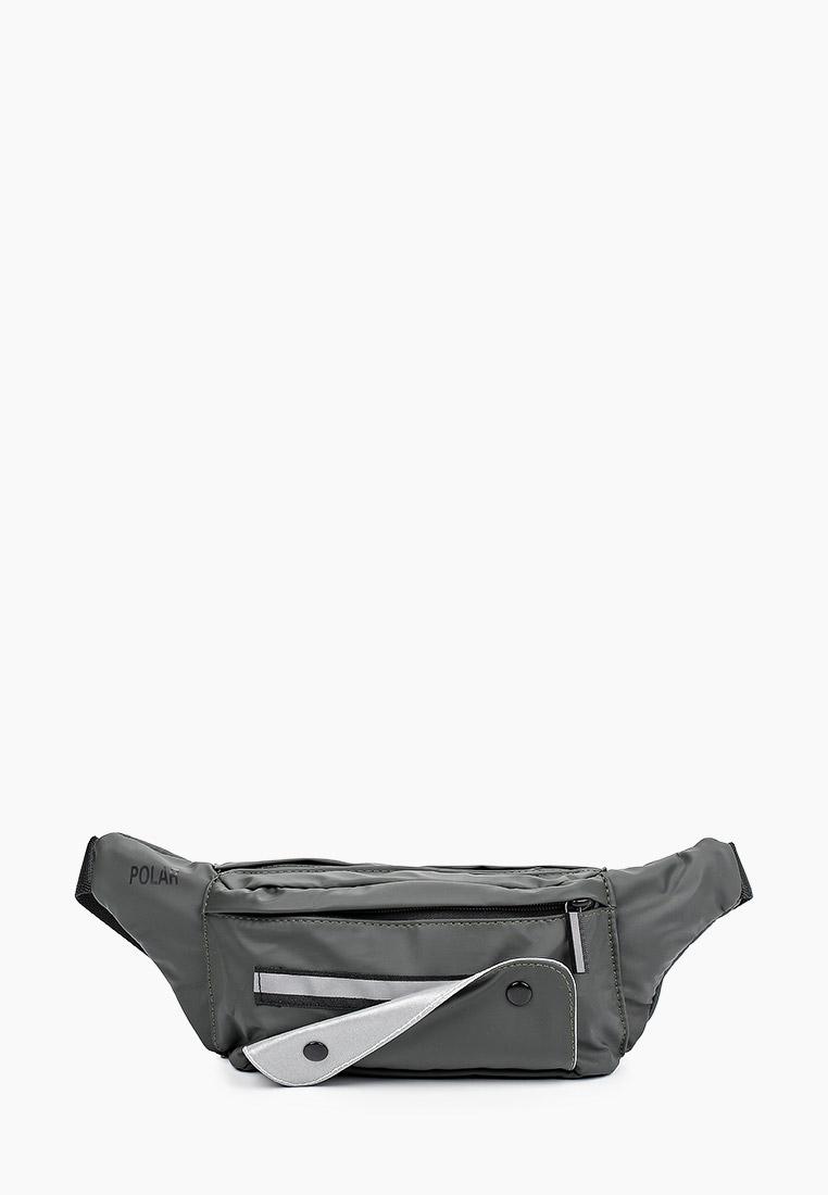 Поясная сумка Polar 18253 D.Grey