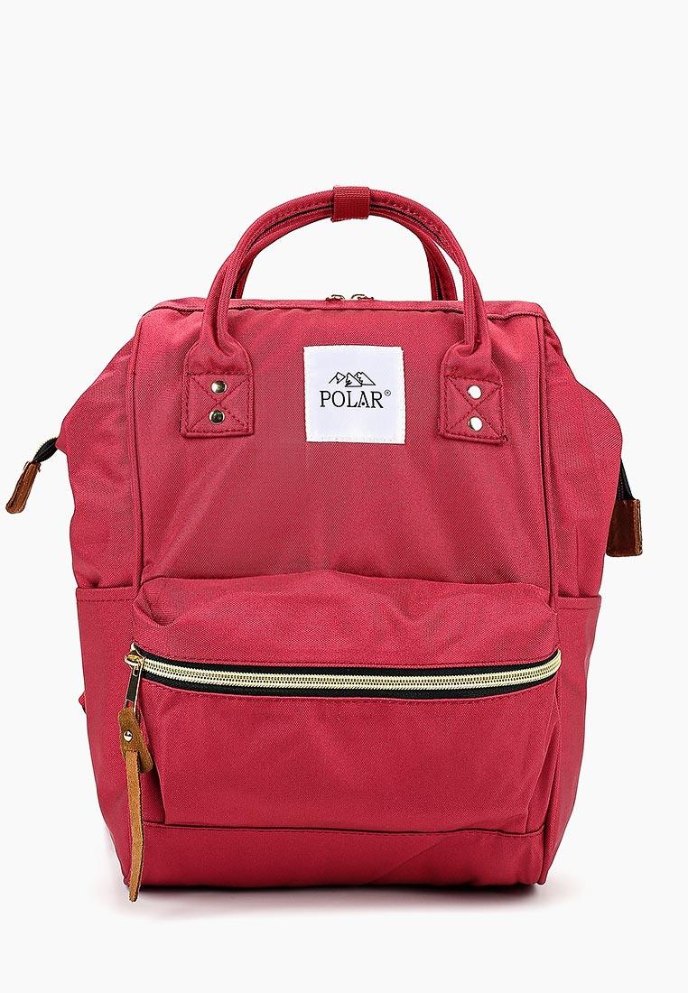 Городской рюкзак Polar 17197 Bordo