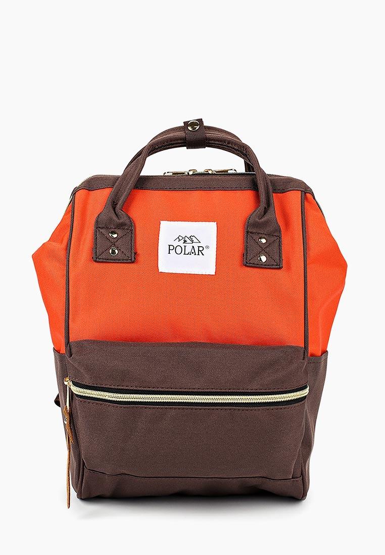Городской рюкзак Polar 17198 Khaki