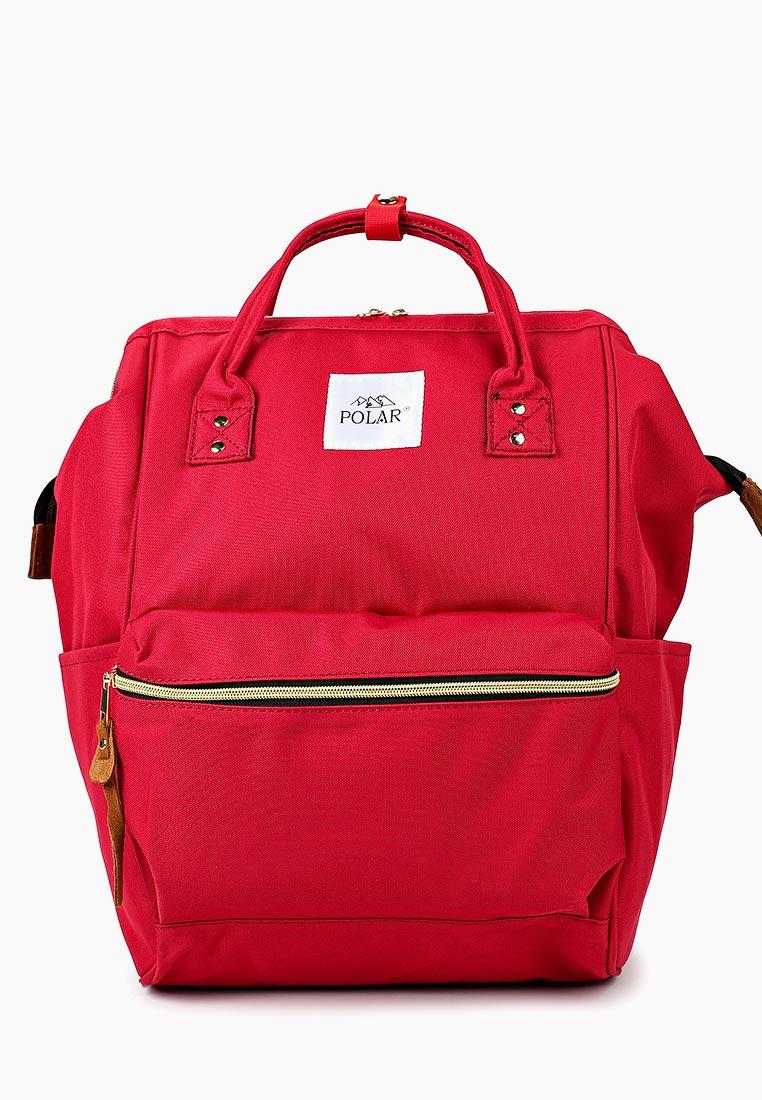 Городской рюкзак Polar 17199 Red