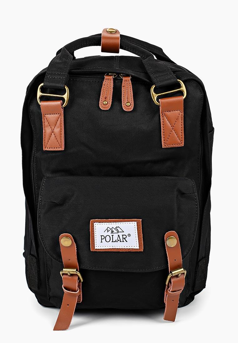 Городской рюкзак Polar 17204 Black