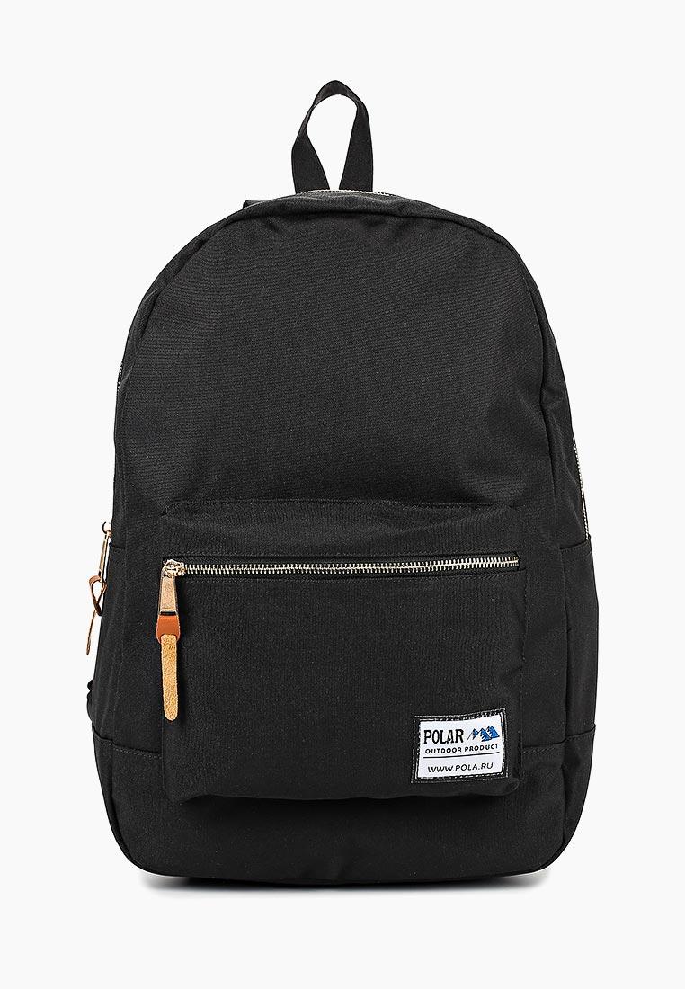 Городской рюкзак Polar 17207 Black