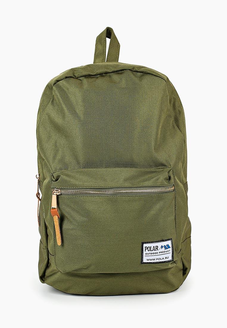 Городской рюкзак Polar 17207 Gteen
