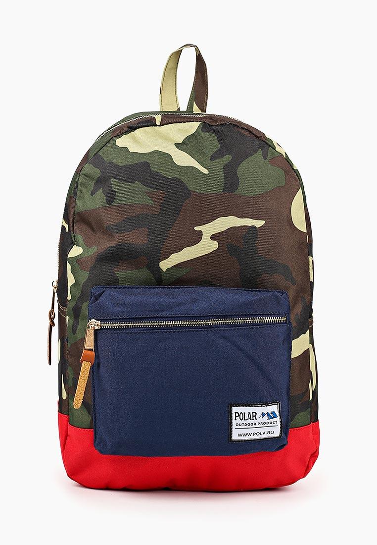 Городской рюкзак Polar 17208 Red