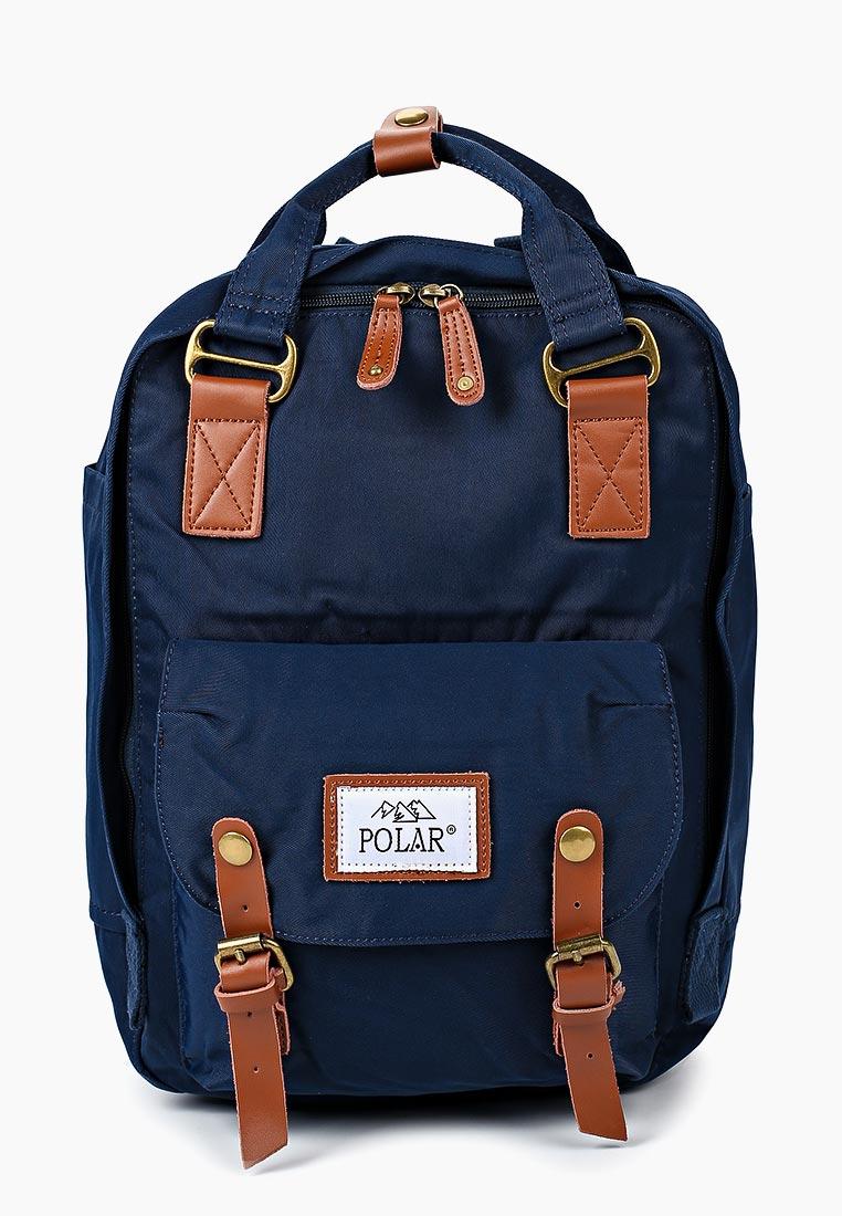 Городской рюкзак Polar 17204 Blue