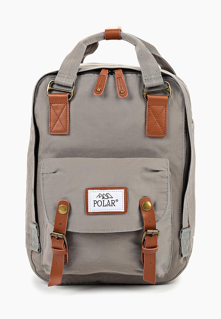 Городской рюкзак Polar 17204 Grey