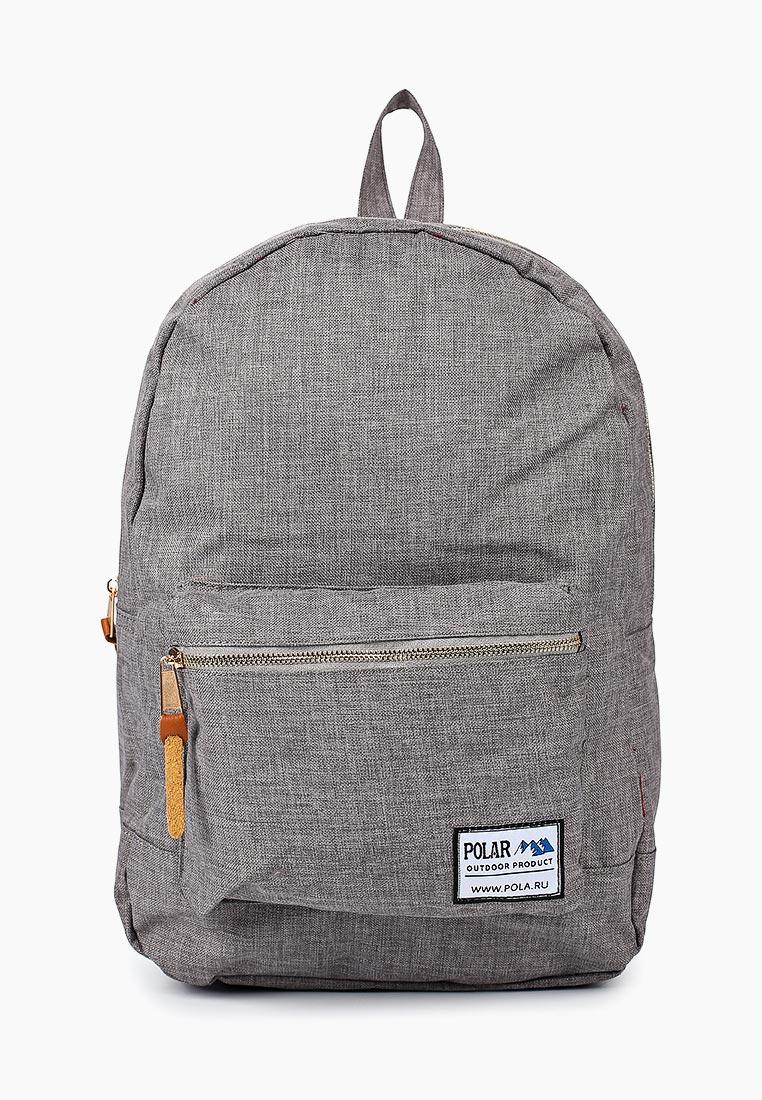 Городской рюкзак Polar 17207 Grey