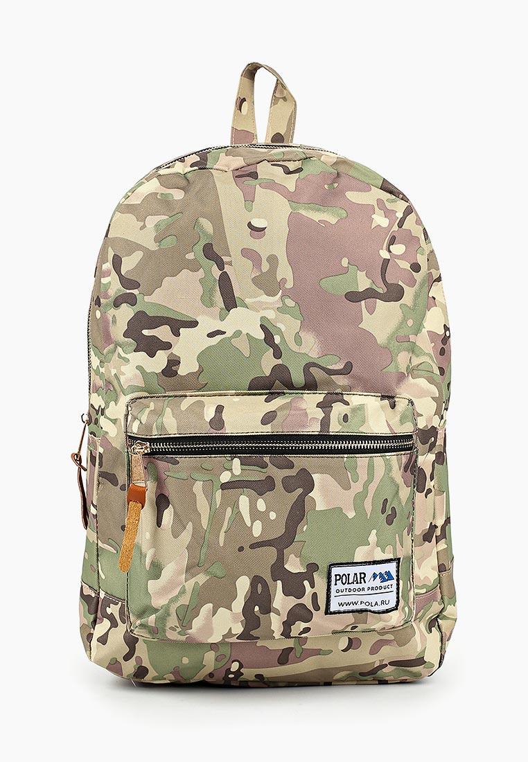 Городской рюкзак Polar 17208 Grey