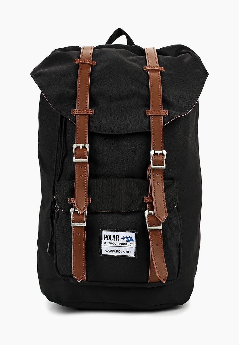 Городской рюкзак Polar 17209 Black/Brown